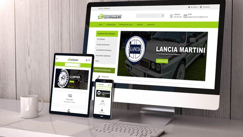 www.pegatinasdecoches.com